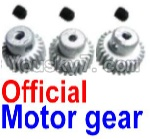 FeiYue FY03 Parts-25-01 FY-T22 T24 T26 Official Motor Gear(3pcs)