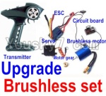 FeiYue FY03 Parts-25-05 Upgrade Brushless set