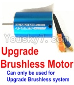 FeiYue FY03 Parts-25-06 Upgrade Brushless motor