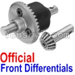 FeiYue FY03 Parts-30-01 FY-QCS01 Official Front Differentials Assembly