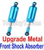 FeiYue FY03 Parts-32-02 Upgrade Metal Front Shock Absorber(2pcs)