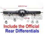 FeiYue FY-04 Spare Parts-03-01 Official Whole Rear Gear box Assembly