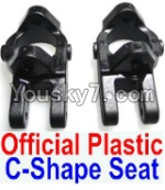 FeiYue FY-04 Spare Parts-09-01 F12008-009 Official C-shape seat,Official Left and Right Universal seat(2pcs)