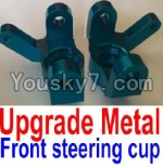 FeiYue FY-04 Spare Parts-10-01 F12008-011 Upgade Metal Front steering cup,Left and Right Universal joint(2pcs)