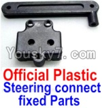 FeiYue FY-04 Spare Parts-11-01 F12033-042 Official plastic Steering connect fixed Parts