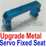 FeiYue FY-04 Spare Parts-18-02 F12039 Upgrade Metal Servo Fixed Seat