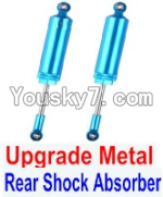 FeiYue FY-04 Spare Parts-32-03 Upgrade Metal Rear Shock Absorber(2pcs)