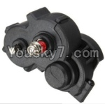 JJRC Q40 Parts-Whole Middle Gear box Assembly
