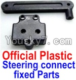 JJRC Q40 Parts-F12033-042 Official plastic Steering connect fixed Parts