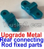 JJRC Q40 Parts-Upgrade Metal Rear connecting rod fixed parts(2pcs)