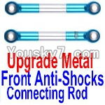 JJRC Q40 Parts-F12025 Upgrade Metal Front Anti-Shocks Rod(2pcs)