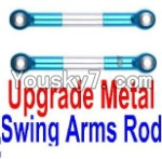 JJRC Q40 Parts-F12028 Upgrade Metal Swing Arms Rod(2pcs)