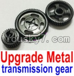 JJRC Q40 Parts-Upgrade Steel transmission gear(3pcs)