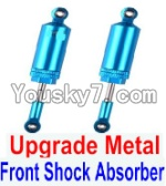 JJRC Q40 Parts-Upgrade Metal Front Shock Absorber(2pcs)
