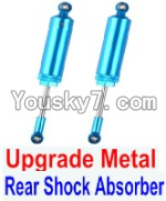 JJRC Q40 Parts-Upgrade Metal Rear Shock Absorber(2pcs)