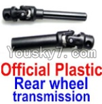 JJRC Q40 Parts-FY-CD02 Official Plastic Front wheel transmission assembly,Front Drive(1 set)