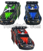 JJRC Q40 Parts-FY-CK05 Whole desert Car canopy Assembly,desert Shell Assembly-Blue,Green,Red,Total 3 color