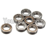 JJRC Q40 Parts-W12045 Ball bearing(8pcs)-9X5X3mm