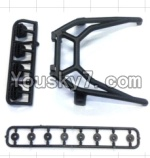 JJRC Q40 Parts-FY-PKHJ Rear support frame