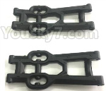 FeiYue FY-11 Parts- C12009 Official Plastic Rear Suspension Arms,Rear Swing Arms(2pcs).