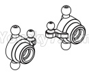 FeiYue FY-15 Parts-Universal joint(2pcs)-F20042-043