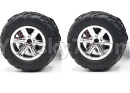 FeiYue FY-15 Parts-Wheel assembly(2 Set)-FY-CL04