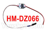 HG P602 Parts-2A driver board-HM-DZ066