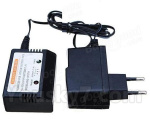 HG P602 Parts- Official charger and balance charger(Can charge 1 battery at the same time)-WE0021