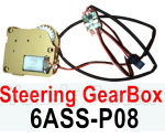HG P602 Parts- Steering GearBox-6ASS-P08