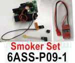 HG P602 Parts- Smoker set-6ASS-P09-1