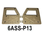 HG P602 Parts-Big Door assembly,Left and Right-6ASS-P13