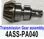 HG P602 Parts-Transmission gear assembly-4ASS-PA040