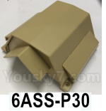 HG P602 Parts-Underbody protection plate assembly-6ASS-P30