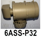 HG P602 Parts-Water tank assembly-6ASS-P32