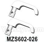 HG P602 Parts- Door handle parts,2pcs,MZS602-026