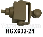 HG P602 Parts- searchlight Parts,HGX602-24