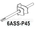 HG P602 Parts-Variable speed Rod-6ASS-P45