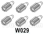 HG P602 Parts- Differential planet teeth-6pcs,W029