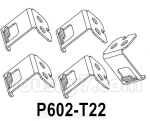 HG P602 Parts- Snap-P602-T22,Total 5pcs