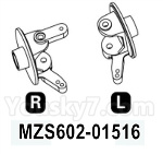 HG P602 Parts- Steering joint-MZS602-01516,Left and Right,Total 2pcs