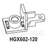 HG P602 Parts- Warning lamp holder-HGX602-120