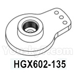 HG P602 Parts- Gear shift Swing arm-HGX602-135