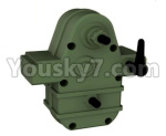 HG P801 P802 Parts-04-01 8ASS-P0021 Transmission assembly-Green or Yellow Color