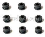 HG P801 P802 Parts-107 8012-P012 Line fixed sleeve-Φ3.5xΦ5xΦ7x3.9mm-(9pcs)
