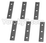 HG P801 P802 Parts-111 C044 Fender fixing strip(6pcs)