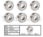 HG P801 P802 Parts-121 LS027 Ball Bearing(6pcs)-Φ5XΦ11X4mm