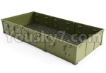 HG P801 P802 Parts-13 8ASS-P0010 Truck Body assembly(Green or Yellow)