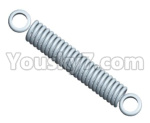 HG P801 P802 Parts-133 T048 Grinding disc spring 2
