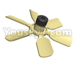 HG P801 P802 Parts-144 15-74 Engine fan