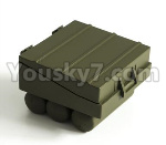 HG P801 P802 Parts-15 8ASS-P0013 Air brake box(Green or Yellow)